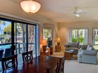 Photo for Surf's Up! Luxury Island Decor, Lanai w/Wet Bar, Full Kitchen, WiFi, TV, DVD Kanaloa 2702