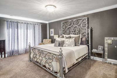 King Master Suite
