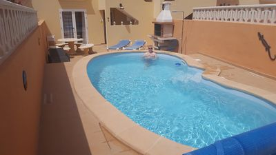 Photo for FANTASTIC LOCATION, WIFI, Private HEATED Pool - *NEW YEAR AVAILABLE*
