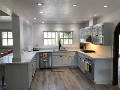 Kitchen/dining remodel complete in April 2019 including new Viking appliances!