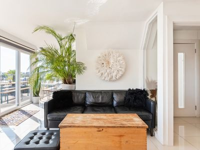 Photo for Trendy East London 3-Bed Penthouse w/Terraces