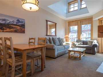 Taylor's Crossing 412: 1 BR / 1 BA 1 bedroom in Copper Mountain, Sleeps 4