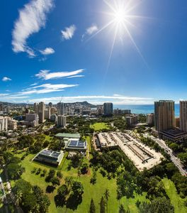 Extended Stay Panoramic Ocean & Diamond Head Views