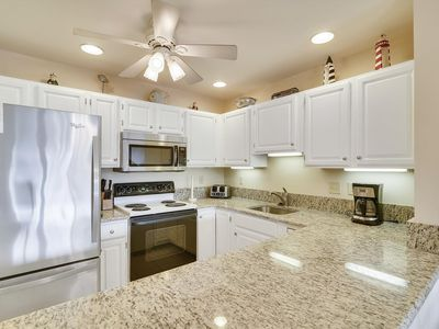Photo for LINENS & Activities INCLUDED*!. / Ocean block/views of the ocean and the bay. Smell the ocean breeze and enjoy these ocean views