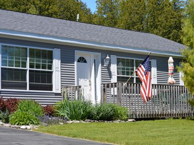 Photo for Beautiful Three Bedroom Home Downtown Baileys Harbor