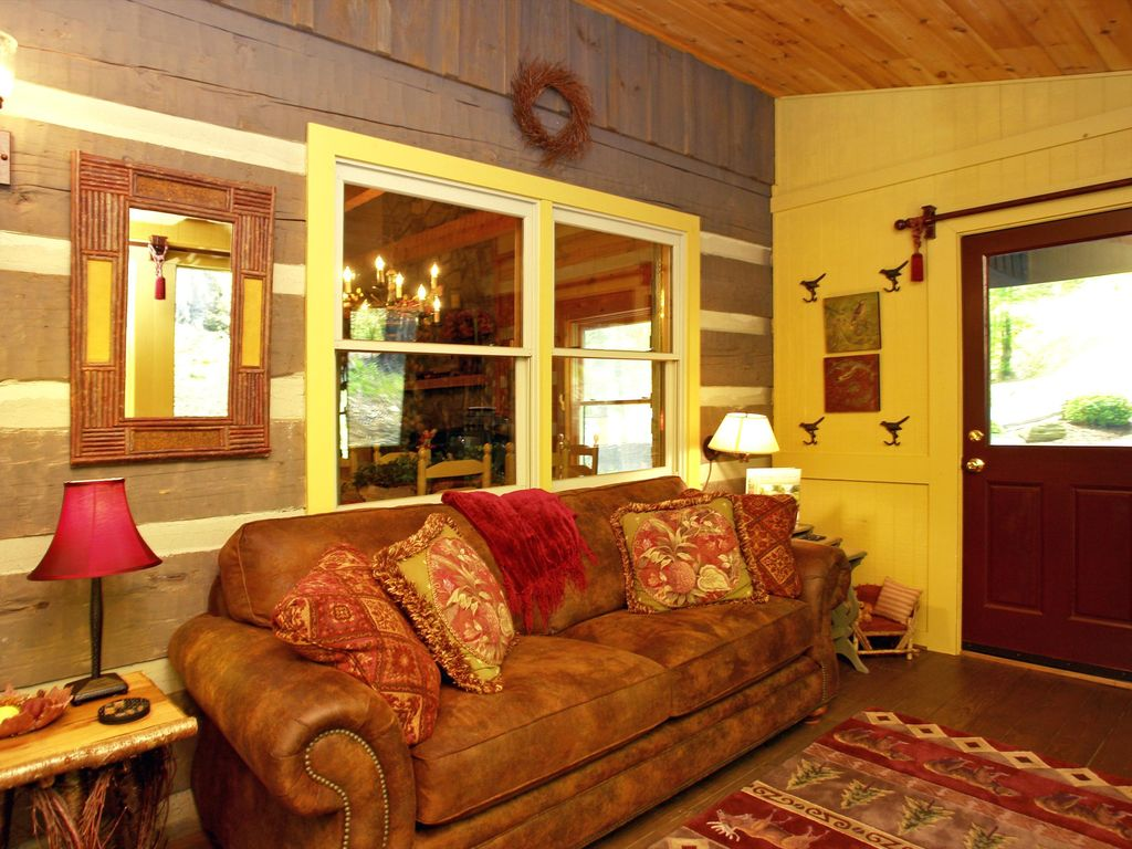 elk fox upscale pointe a cabin cabins with perched on rentals banner mountainside big rental