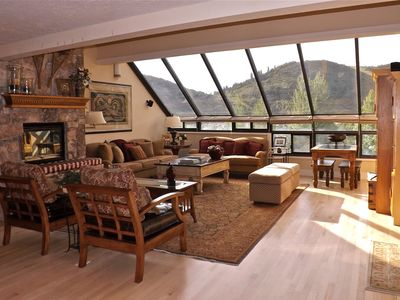 Photo for Deer Valley Townhome With Stellar Mountain Views - Discounted Lift Tix!