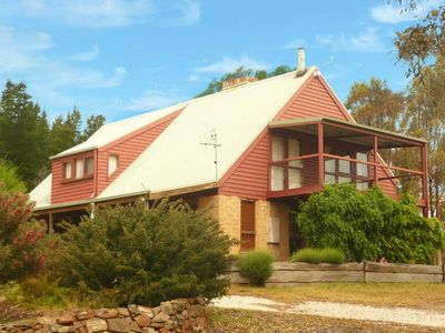 Photo for 5BR Farmhouse Vacation Rental in guildford, VIC