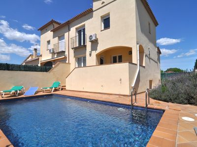 Photo for CRISTINA'S HOUSE IDEAL FOR THE HOLIDAYS - COSTA BRAVA