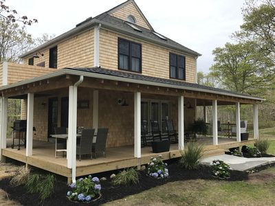 Photo for RENOVATED 4 BDRM, 2 FULL BATH FARMHOUSE  IN EDGARTOWN-5&6 day stays accepted