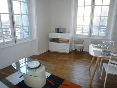 Photo for Bright apartment in the historical center of Quimper
