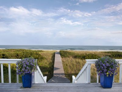 Photo for Oceanfront Luxury Summer Rental in the Hampton