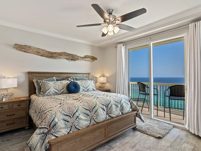 Photo for NEW LISTING!  3 KING Beds!  3 BR'S 3 BA Remodeled condo! Free Beach Service🌴