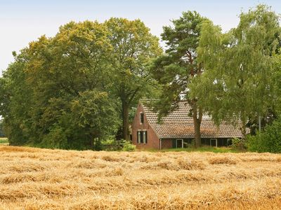 Photo for 19th century farmhouse surrounded by attractive countryside.