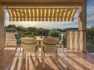Photo for Fiorela / Comfort apartment with sea view