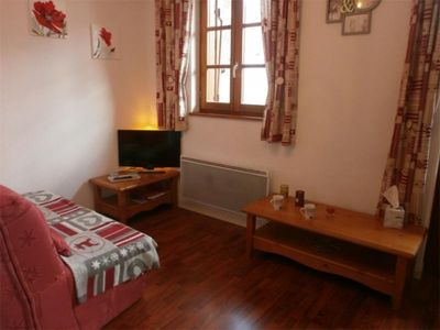 Photo for 1BR Apartment Vacation Rental in Vignec