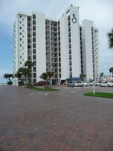 Photo for WOW! BEACHFRONT ON THE SAND! PRESTINE HIGH END CONDO! PEACEFUL AREA!