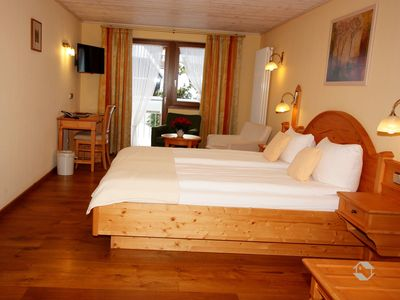 Photo for Doppelzimmer, 30qm, max. 3 Personen