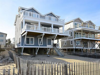 Photo for FREE DAILY ACTIVITIES!! Amazing OCEANFRONT multi-level  5 bedroom, 5 bathroom home!  First class accommodations feature open floor plan with fantastic ocean views,