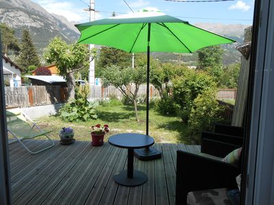 Photo for 2BR House Vacation Rental in Jausiers, Provence-Alpes-Côte-D'Azur