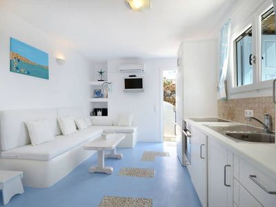 Photo for 1BR Studio Vacation Rental in MYKONOS, CYCLADES