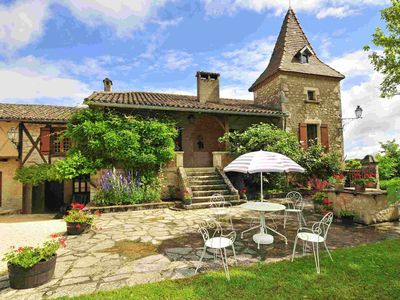 Photo for 6BR House Vacation Rental in Albas, Lot | Tarn | Garonne