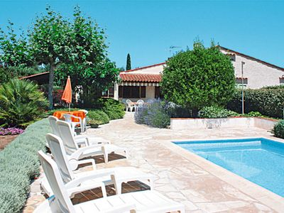 Photo for Vacation home Les Pins Parasols (RSA110) in Roquebrune sur Argens - 6 persons, 2 bedrooms