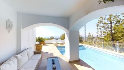 Photo for 36747-STUNNING VILLA WITH BREATHTAKING VIEWS - Villa for 10 people in Puerto Banus