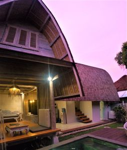 the lovely balinese holiday home
