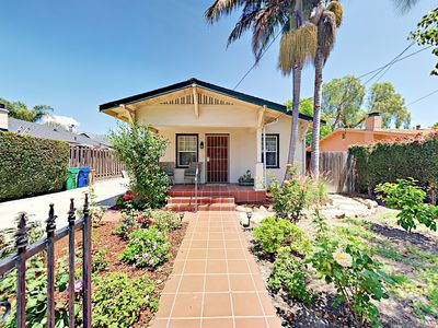 Photo for 2BR Santa Barbara Home w/ Patio, Fire Pit – Minutes to Beach, Downtown