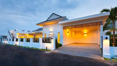 Photo for 4 Bedroom Pool Villas