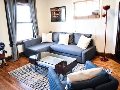 Photo for Thoreau Upper-Clean, Updated and Near Downtown