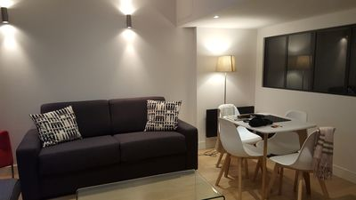 Photo for Apartment Heart of the MARAIS 1bedroom 50M2