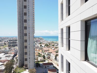Photo for Neve Zedek Luxury NYC Style 4BR Sea View Terrace