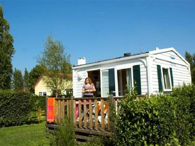 Photo for Camping Le Ridin **** - Cottage Les Tardones 2 Rooms 2 People