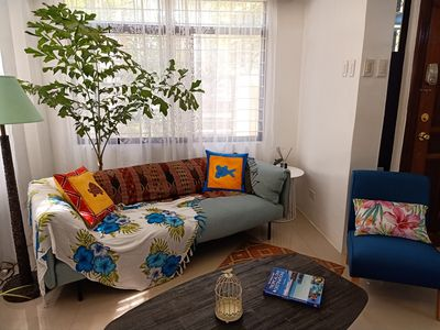 Photo for AJC BR C Room clean & comfortable. Quiet gated village. Homestay