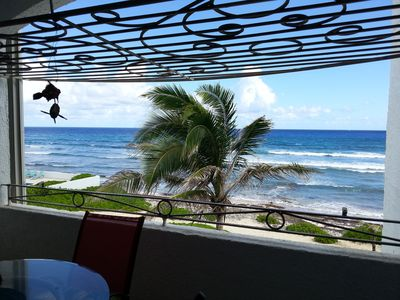 Photo for A Spectacular 2-bedroom 2 bath Sea Facing Condo