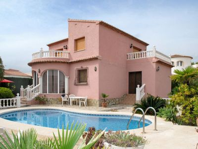 Photo for Vacation home El Padre (CLP358) in Calpe/Calp - 5 persons, 2 bedrooms