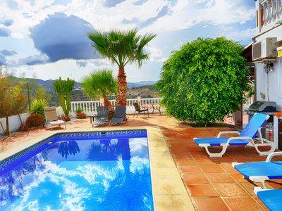 Photo for 3BR Villa Vacation Rental in Viñuela