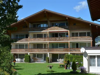Photo for Apartment La Sarine 212  in Gstaad, Bernese Oberland - 2 persons, 1 bedroom