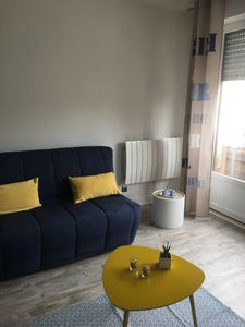 Photo for Charming T2 Larmor center, all on foot, beach 2 mn