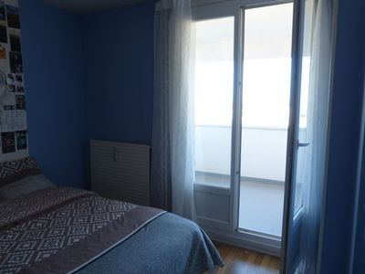 Photo for Dijon: furnished apartment with balcony