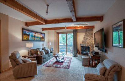 Photo for Ten Mile Suites 103 - Modern and cozy 3-BR condo in downtown Breckenridge!