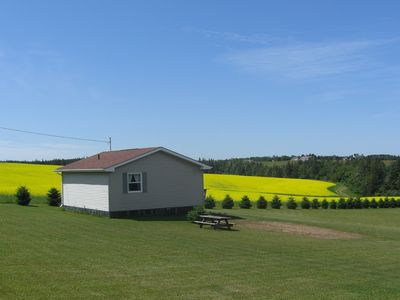 Photo for Cavendish Cottage Escape - Water And Country Views on P.E.I.