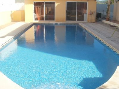Photo for Beautiful House For Holidays, Swimming Pool And Private Garden