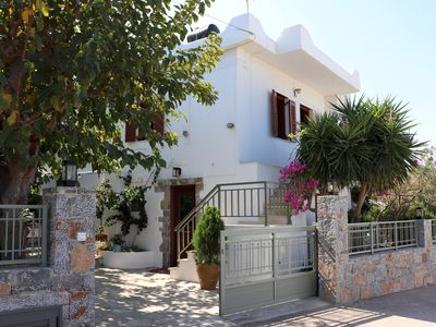 Photo for Enjoy privacy and calm very close to the beach - holiday home Istron, Crete