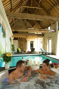 Photo for GUEST ROOMS WITH PRIVATIZED SPA! LUXURY IN ALL INTIMACY in Soissons 02