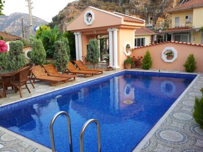 Photo for Private Pool in Dalyan Daily Rent 5 + 1 Luxury Villa