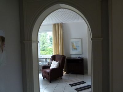 Photo for Space for 1 to 7 people 3 beautiful rooms on the ground floor, fireplace! Quiet center. Location. Near the beach