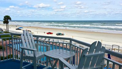 Photo for Newly Renovated Ocean Front condo in sunny Florida!
